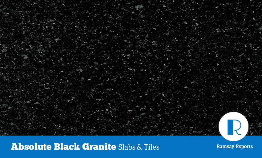 absolute black granite exporters & suppliers chennai - bangalore