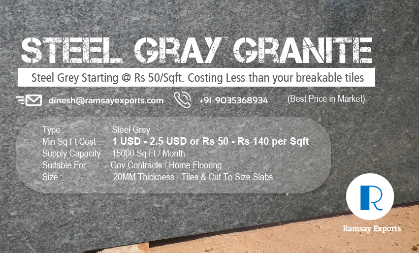 steel-grey-granite-suppliers-tamilnadu-chennai-India