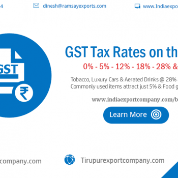 GST Tax Rates announced. Commonly used items attract lower tax.