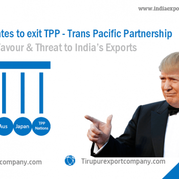 USA to exit TPP will favour India