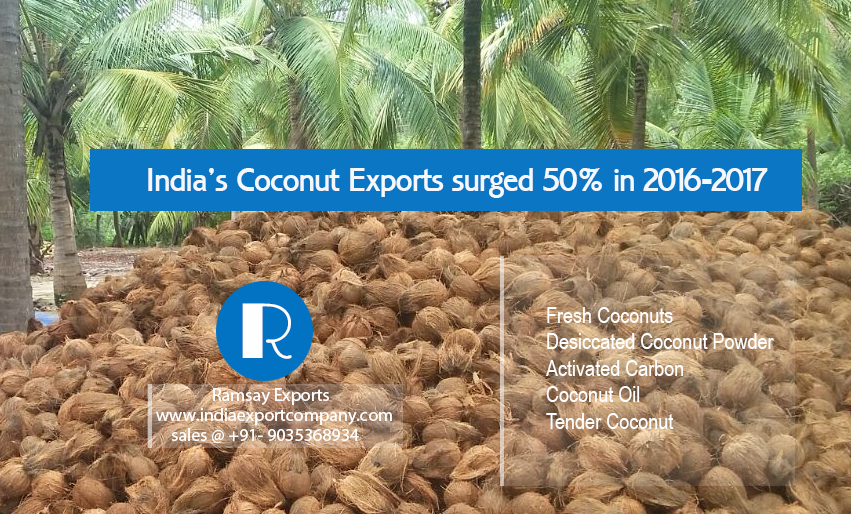 coconut-exporters-suppliers-tamilnadu-India