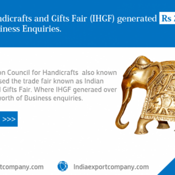 Indian Handicrafts and Gift Trade Fair