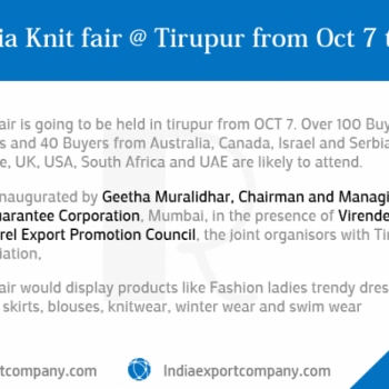 Trade-fair-tirpur-export-company