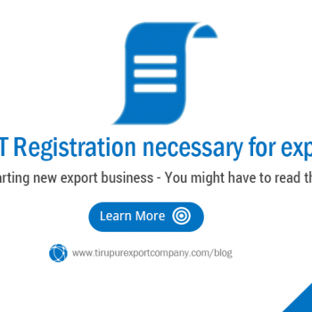 Gst-reg-mandatory-for-export-business