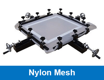 Nylon-mesh-screen-printing