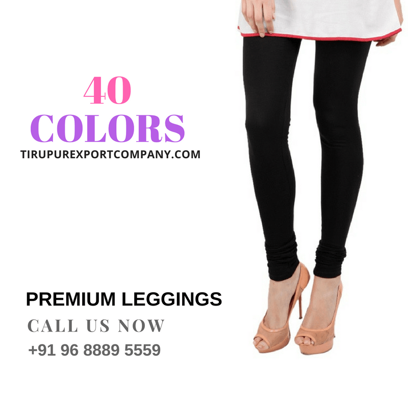 ladies leggings wholesale tirupur