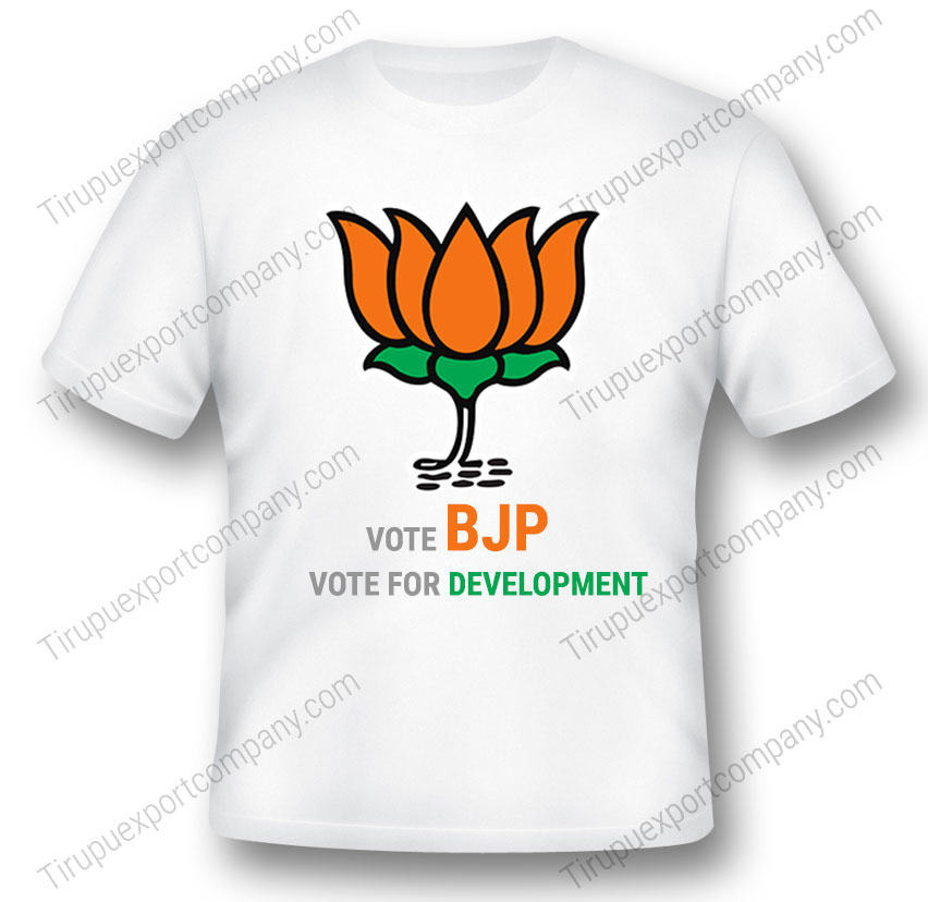 Election Tshirts manufacturers India
