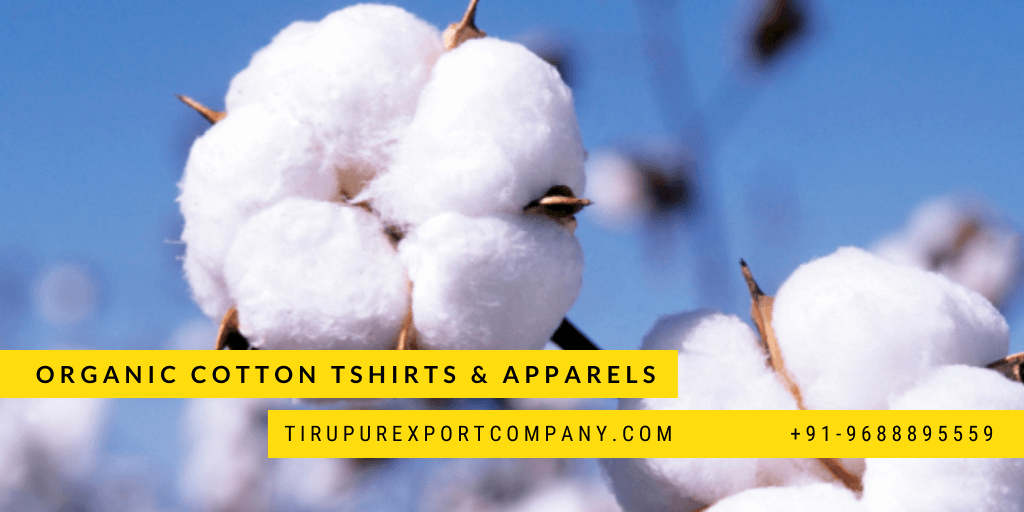 Organic cotton tshirts tirupur-india