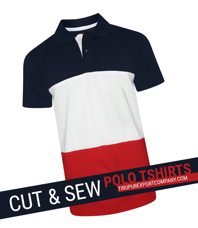 Cut-&-Sew-Polo-Tshirt-manufacturers-tirupur-india